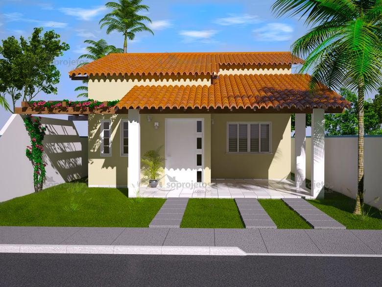 Como escolher o melhor tipo de telhado para a sua s for Casa rural para 15 personas con piscina