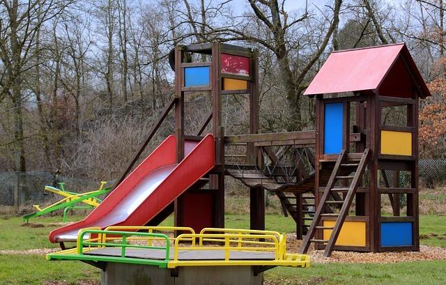 Como aproveitar o terreno com um playground