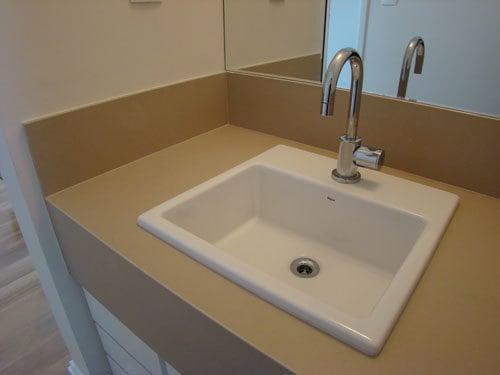 4 tipos de cubas para banheiro  Só Projetos Blog -> Cuba De Banheiro Sobrepor