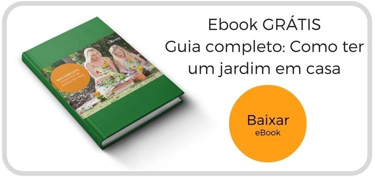 eBook guia completo de como ter um jardim em casa
