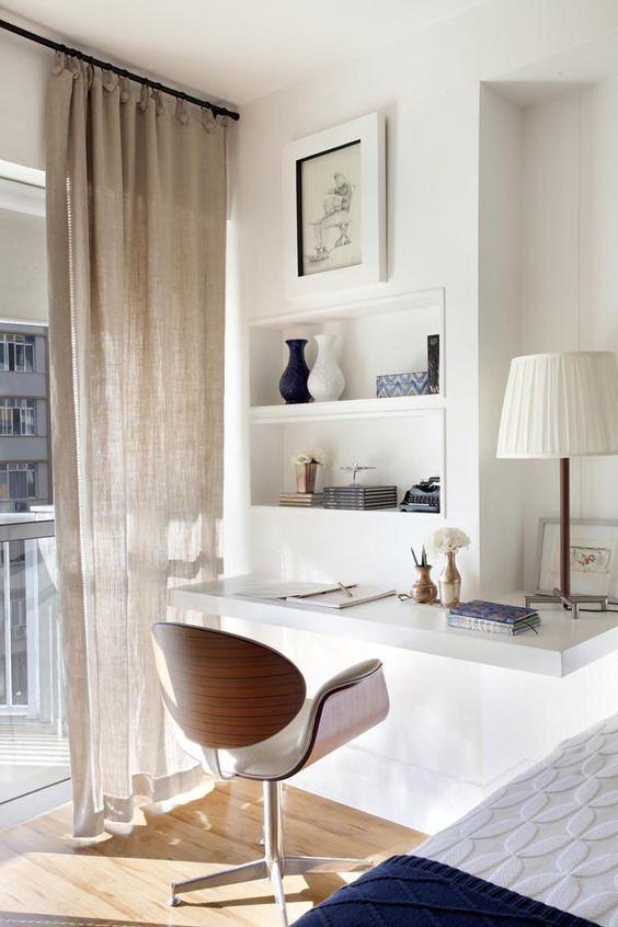 Tipos de cortinas para sua casa s projetos blog - Cortinas interiores casa ...