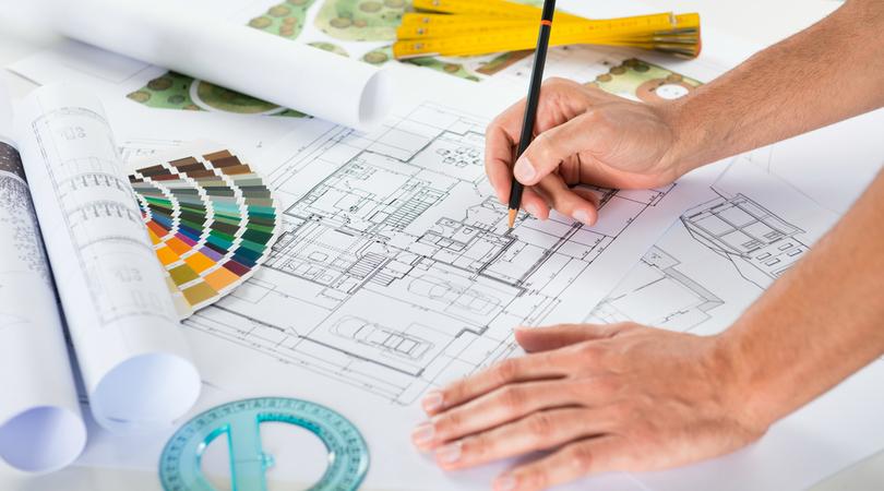 5 itens contratar um arquiteto