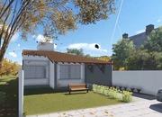 Casa com ampla varanda Gourmet - Cód. 115