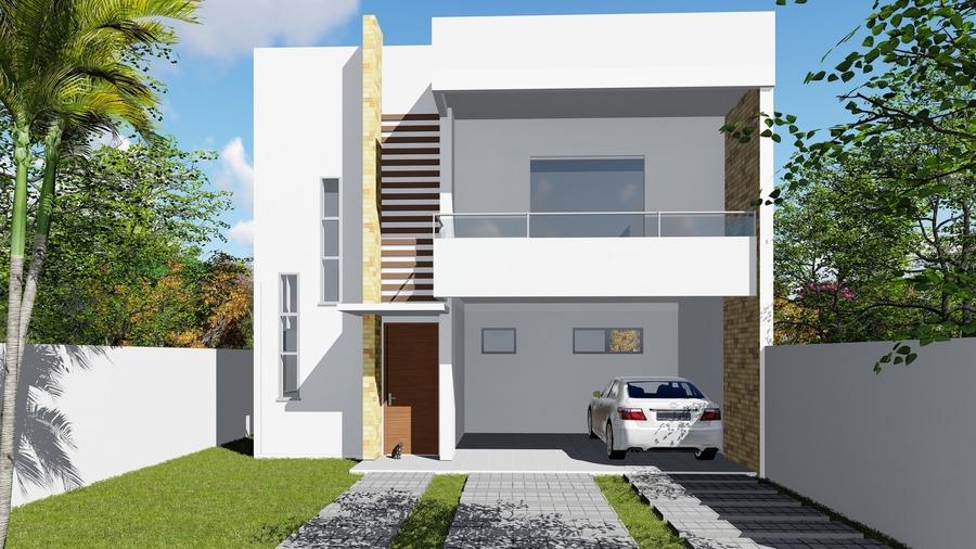 Voc sabe como escolher o piso para a sua casa s for Casas alargadas