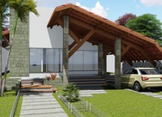 Casa Terrea 3 Quartos