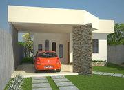 Projeto casa cod 109