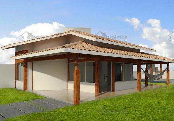 fachada Casa_2_Quartos_Varanda cod 113